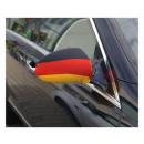 wholesale Models & Vehicles: Car Mirror flag Germany Set of 2
