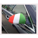 Car Mirror flag Italy Set of 2