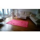 grossiste Tapis & Sols: Damassé tapis, rouge, 200x290cm