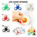 groothandel Speelgoed: hand spinner Led, fidget spinner Led,