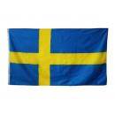 grossiste Gadgets et souvenirs:Sweden flag 90x150cm