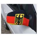 Car Mirror flag  Duitsland Adler Set van 2