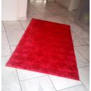 grossiste Tapis & Sols: 80x300cm Tapis  rouge de damassé 2,4m² Imprimer