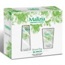 wholesale Shower & Bath: MALIZIA Bipack  green tea  deodorant 150ml + ...