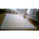 groothandel Fournituren & naaigerei: Carpet Damast White 160x220cm