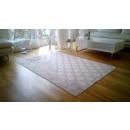 wholesale Haberdashery & Sewing: Carpet Damask  Bright Pink 120x180cm