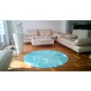 groothandel Fournituren & naaigerei: Carpet Oval Turquas 120x180cm