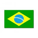 grossiste Gadgets et souvenirs:Bannière 60x90 Brésil