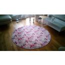 grossiste Mercerie et couture: motif 160cm de fleurs Tapis rond