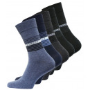 wholesale Fashion & Apparel: Men's cotton socks with lettering STREET