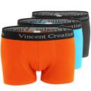 Großhandel Dessous & Unterwäsche: Vincent Creation® Herren Baumwoll Short im Farbmix