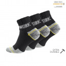 wholesale Fashion & Apparel: Men's short work socks WORK in a pack of 3