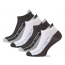 wholesale Stockings & Socks: Vincent Creation®  sneaker socks with flap