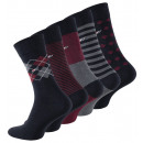 wholesale Stockings & Socks: Men's cotton socks in a classic mix