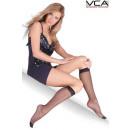 wholesale Stockings & Socks: Women Fine Knee  Highs 20 DEN with comfort waistban