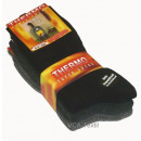 Herren vollfrottee THERMOsocken mit Softbund