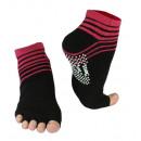 wholesale Stockings & Socks: Yoga and Pilates toe socks with anti-slip sole