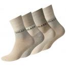 Großhandel Strümpfe & Socken:-Kurzschaft-Quarter Socken RELAXX ohne Gummibund