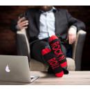 -Under-Statement sokken voor heren ROCK'N ROLL