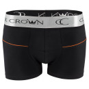 wholesale Lingerie & Underwear: Clark Crown® Men  cotton Pant black-orange