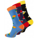 wholesale Stockings & Socks: Unisex casual socks with FRUITS motifs