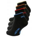 Mens Sneaker Socks actief met Rippsohle
