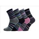 Großhandel Strümpfe & Socken: SOCKEN; Damen Socken 28408B