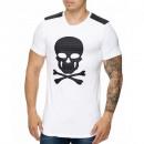 mayorista Ropa / Zapatos y Accesorios: Hombres Tops  T-Shirt la camisa blanca TUR-993