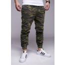 wholesale Jeanswear: Men's Fashion  Jeans Pants TUR-1036 Green