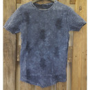 wholesale Shirts & Tops: Men's T-Shirt  Shirt T-Shirt TUR-979 Blue