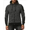 Großhandel Mäntel & Jacken: Herren; SweatJacke Jacke TO-06