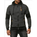 wholesale Coats & Jackets: Men's; SweatJack jacket TO-03