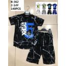 Großhandel Kinder- und Babybekleidung:Jungen / Boys Set B-362