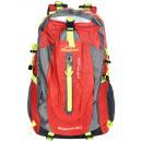 Großhandel Outdoor & Camping: Trekking Wander Rucksack 40 Liter Red