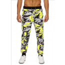 wholesale Fashion & Mode: Men sweatpants pants SS-30 Yellow