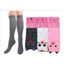 Großhandel Strümpfe & Socken: SOCKEN Kinder Mädchen Kniestrümpfe B-37