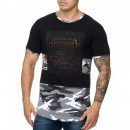 wholesale Shirts & Tops: Men's T-Shirt  Shirt TUR-944 Camo White