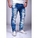 ingrosso Jeans: Jeans pantaloni da uomo TUR-8097