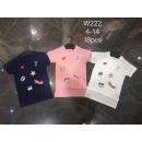 groothandel Kleding & Fashion: Nanny / meisjes; T-Shirt W222