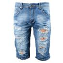 wholesale Jeanswear: Men Jeans Bermuda Short YY-2620