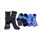 SOCKS; Children;  Boys antiskid socks HR 397