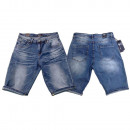 Großhandel Jeanswear: Herren / Men Bermuda Jeans Short H0026