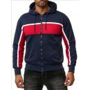 wholesale Coats & Jackets: Men's; SweatJacket Sweatjacket LN-5040
