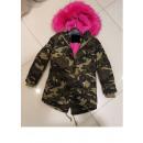 hurtownia Plaszcze & Kurtki: kurtki zimowe  Dziewczyna z futra 13201