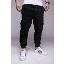 ingrosso Jeans: Uomini jeans moda  pantaloni TUR-911 Black