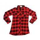 wholesale Shirts & Blouses: Blouses Blouse Blouse 8542 Red