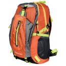 Großhandel Outdoor & Camping: Trekking Wander Rucksack 40 Liter Orange