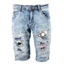 wholesale Jeanswear: Men Jeans Bermuda Short 2615