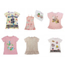 Kinderkleding meisjes bieden Mix T-shirts 100 St