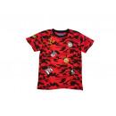 Kinderkleding jongen overhemd T-Shirt 18106-M